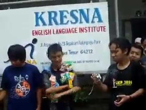 Kresna English Institute Pare Kediri