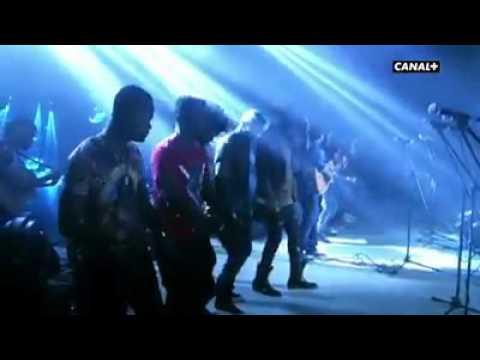 Lokwa Kanza Feat Fally Ipupa_nakozonga ( Live, Plus D'afrique, Canal+) 2016