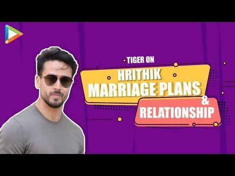 Tiger Shroff on Marriage: \