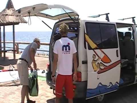 Windsurfing club Mistral
