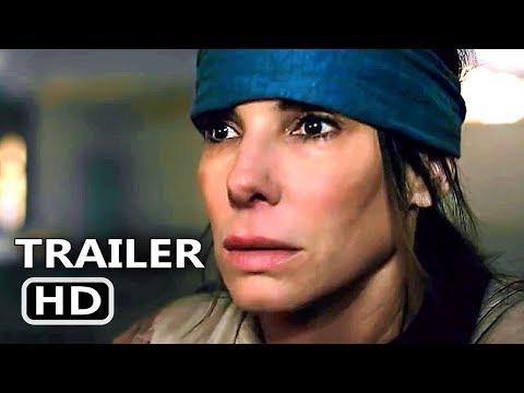 Play ÀS CEGAS Trailer Português LEGENDADO # 2 (Horror, 2018) Sandra Bullock, Netflix