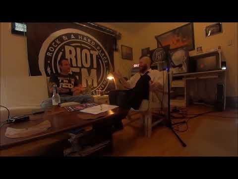 Richard Bachman Show Ep 121 Friday 28-09-18