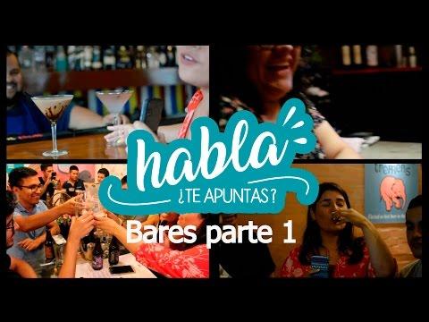 BARES CON LAS 3B´S (Lima y Callao)  |  Parte 1  |  Habla, te apuntas?