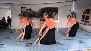 Q.eM: Xuan Mong - Vietnamese Traditional Dance (Mua Tay) Edm Heritage Fest 2014