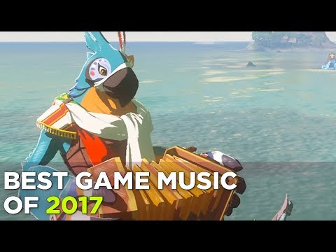 Best Video Game Music of 2017 Funstravaganza!