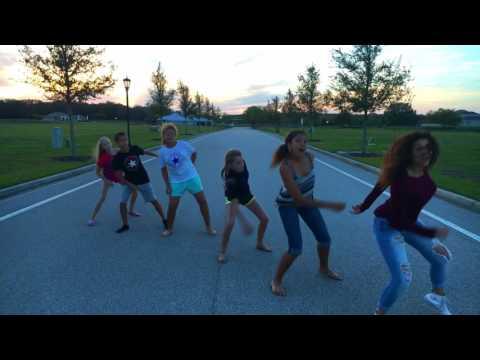 """Breakdown"" Original Choreography by WaterStone Kids"