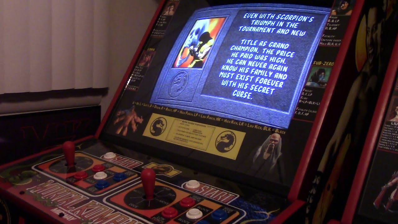An Oral History of 'Mortal Kombat' | MEL Magazine