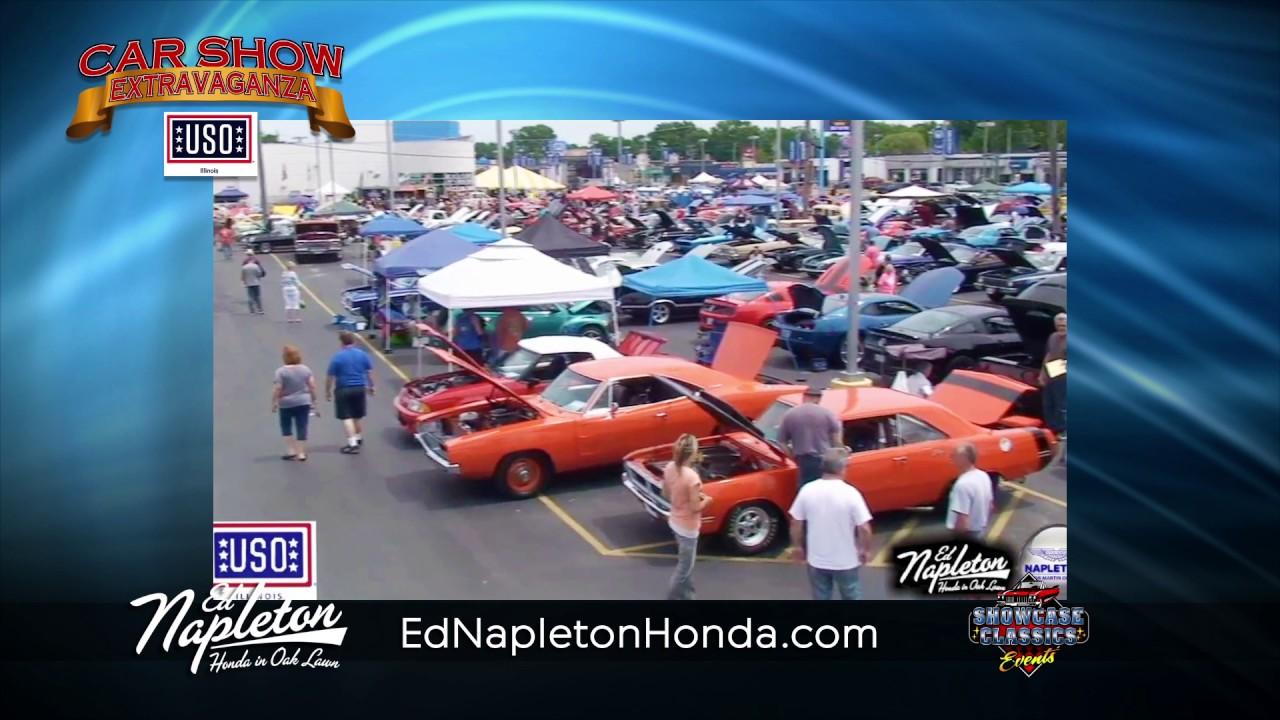 Ed Napleton Honda In Oak Lawn Car Show U0026 Concert
