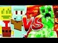SPONGEBOB vs  TITAN BOSS CREEPER