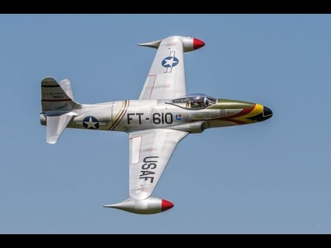 Lockheed P-80 Shooting Star Jet Fighter