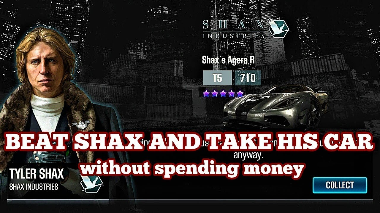 Beat Tier 5 and Take Shax's Car WITHOUT SPENDING REAL MONEY - CSR2 How to -  CSR Racing 2