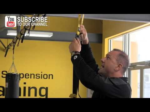 How To Hang Your Suspension Bands For Better Bodyweight Workouts