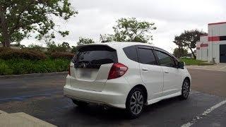 Honda Fit Sport 2012 Videos