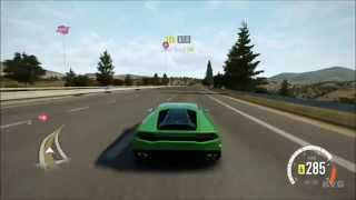 Lamborghini Huracan LP 610 4 2014 Forza Horizon 2 Test Drive Gameplay HD