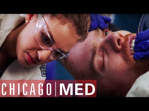 Dr Reese Performs An Emergency Brain Procedure   Chicago Med