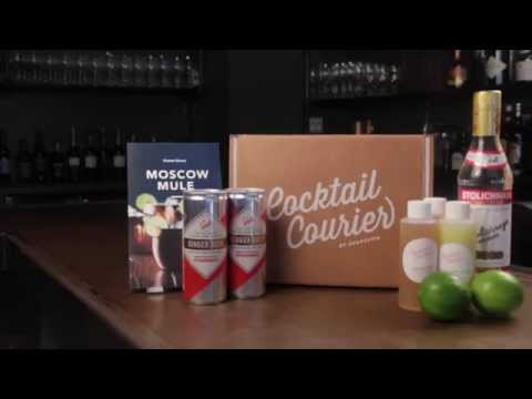 Cocktail Courier - Inside the Glass Episode 2: The Moscow Mule