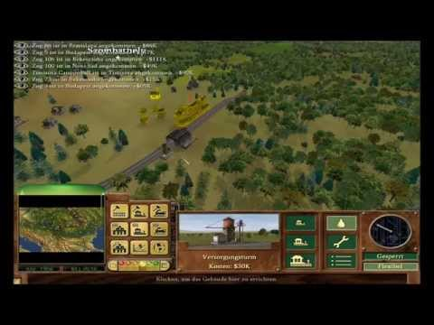 Lets Play Railroad Tyccon 3 # 20 Der Orient Express (3)