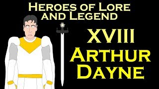 Heroes of Lore and Legend: Arthur Dayne (ASOIAF)