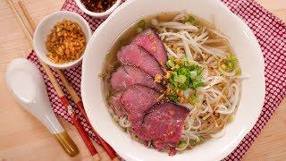 Thai Beef Noodle Soup กวยเตยวเนอนาใส  Thai Recipes