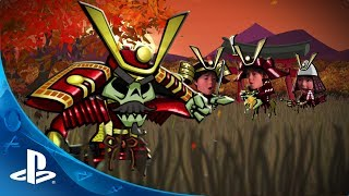 Skulls of the Shogun: Bone-a-Fide Edition coming to PlayStation 4