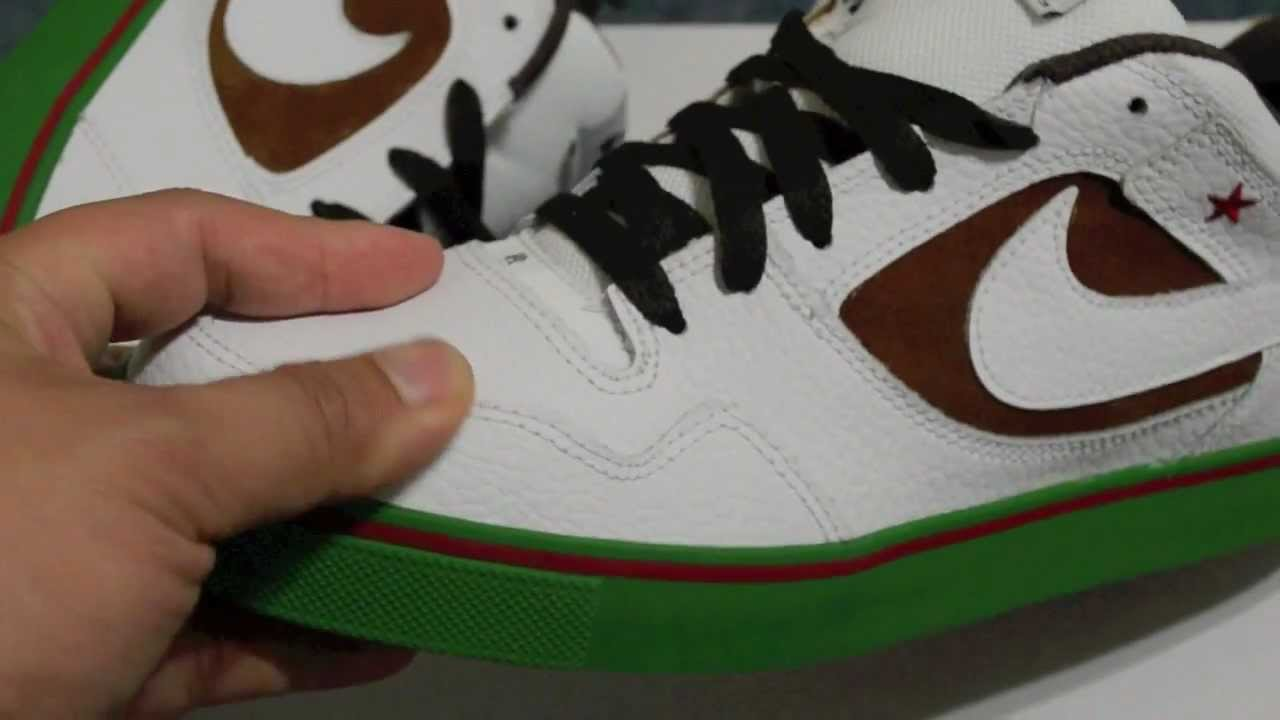 sale retailer 2f3b4 62177 Nike Zoom Paul Rodriguez 2.5 sb CALI CALIFORNIA Pick Up Review Collection
