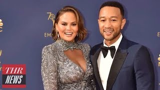 Celebrity Couples That Were Major #RelationshipGoals at the Emmys 2018 | THR News