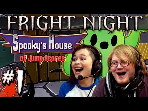 FRIGHT NIGHT: Spooky's House of Jump Scares (#1) NOT ROMANTIC