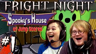 FRIGHT NIGHT: Spooky