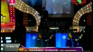 Danish Farhan Dekha Tujhe to hua Anjaane Pakistan Sangeet Icon 1 Grand Finale