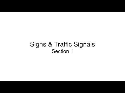 Oregon Driver Manual Part 1