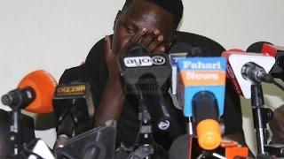 Roma Mkatoliki amwaga chozi mbele ya waandishi wa Habari ashindwa kulielezea sakata lao la kutekwa