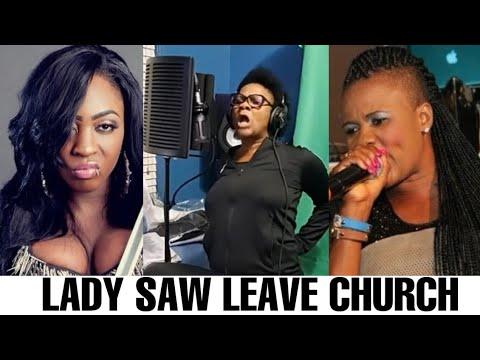 LADY SAW LEAVE CHURCH TO ATTACK SPICE IN STUDIO & TAKE BACK HER CROWN AS THE DANCEHALL QUEEN ?