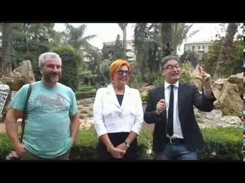 """Il vice-sindaco Cristiano Ruggia all'inaugurazione della """"Roccaglia"""""""