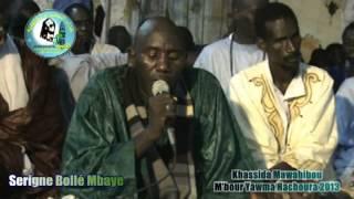 Khassida Mawahibou Nafih par Serigne Bollé Mbaye Yawma Hachoura 2013 Thiantouk Xassida yi