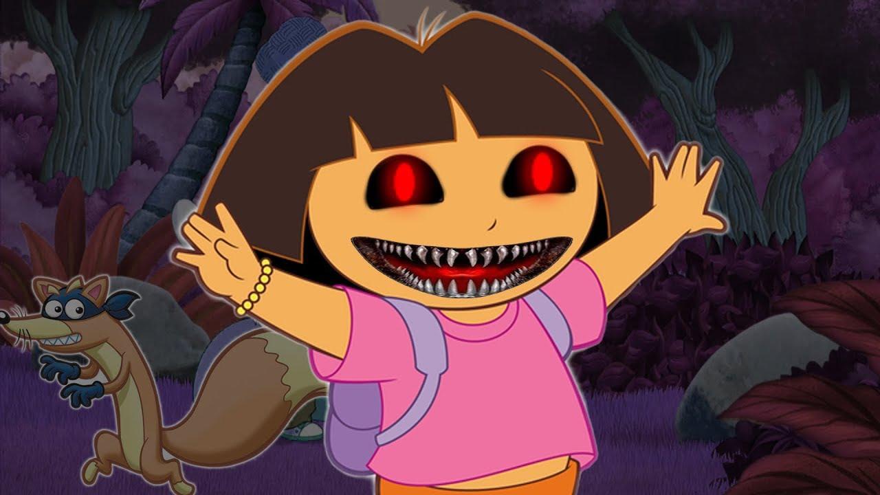 Evil Dora The Explorer  Dora Is Dead Gameplay - Youtube-5909