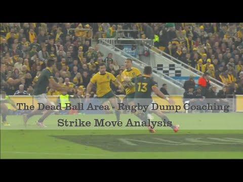Strike Move Analysis -  Japan/Australia/Queensland Reds