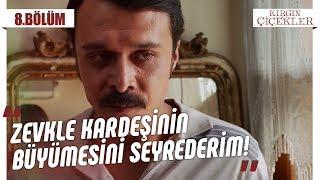 Kemal'den Eylül'e gözdağı! - Kırgın Çiçekler 8.Bölüm