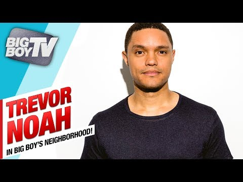 Thumbnail: Trevor Noah on Trump, His Book and Aiming Beyond Your Dreams | BigBoyTV
