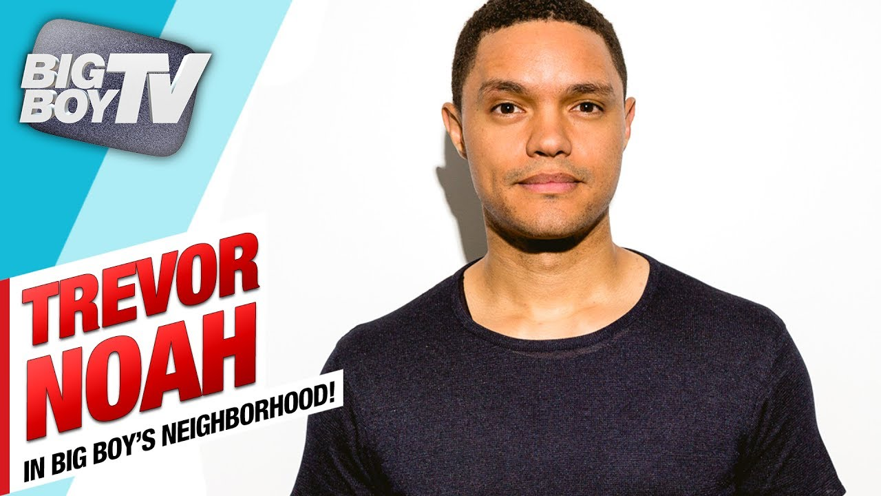 Download Trevor Noah on Trump, His Book and Aiming Beyond Your Dreams | BigBoyTV