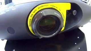 Panasonic PT RZ470 обзор 3D проектора на светодиодной лампе