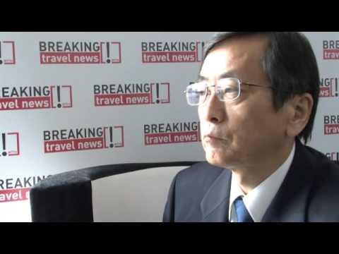 Osamu Shinobe, chief executive, All Nippon Airways
