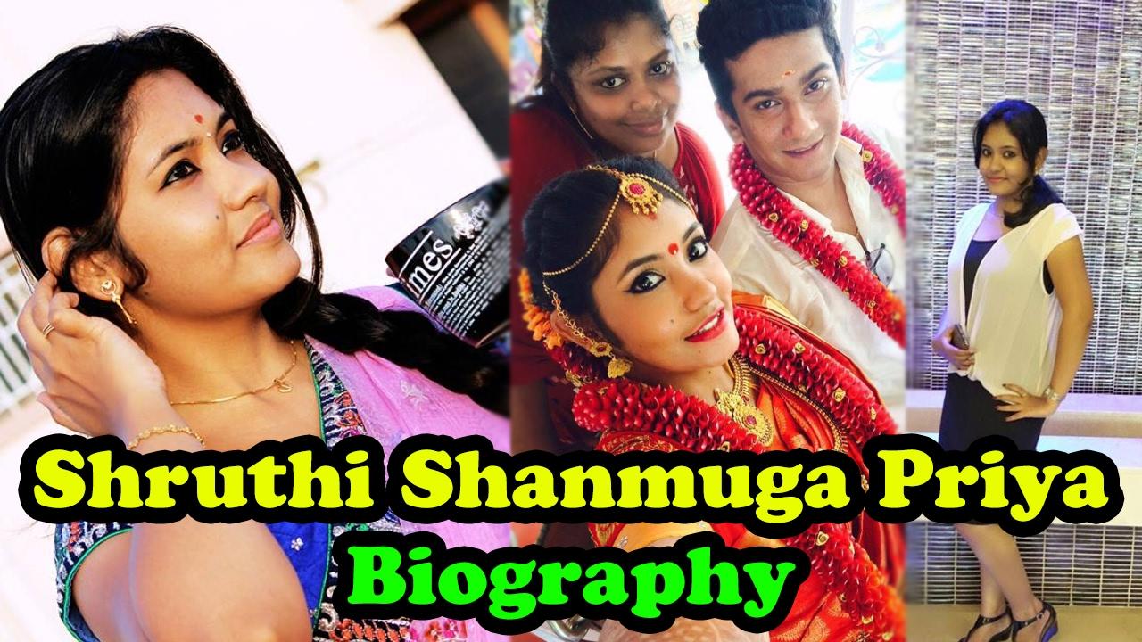 Vani Rani Serial Actress Pavithra ( Shruthi Shanmuga Priya ) | Biography |  Friends & Family Photos |