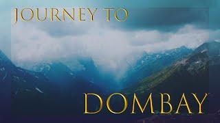 Лучшие кадры из путешествия на Домбай