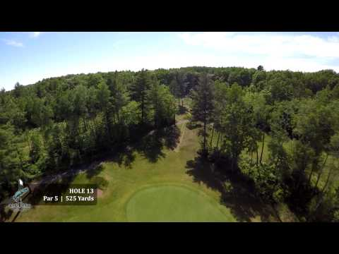 Big Fish Golf Club - Aerial Tour