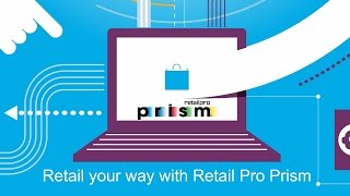 Retail pro prism pos marries 9's comprehensive features with modern architecture and improved flexibility on every level at the pos. deliver...