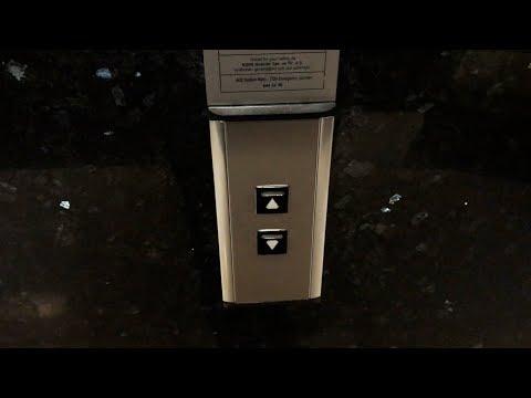 Nice Kone MonoSpace Elevators at Grand Ankara Hotel in Ankara, Turkey