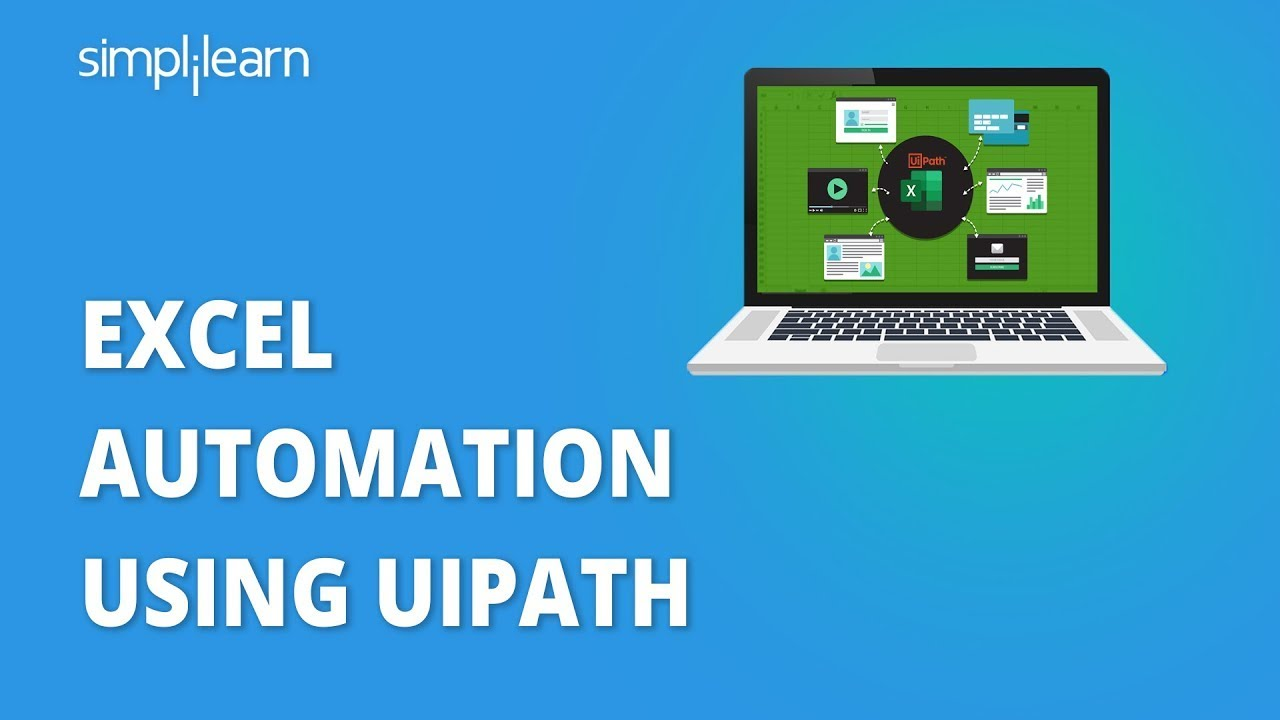 Excel Automation Using UiPath   UiPath Excel Automation Tutorial   UiPath Tutorial
