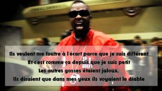 Tech N9ne - Red Nose Traduction FR