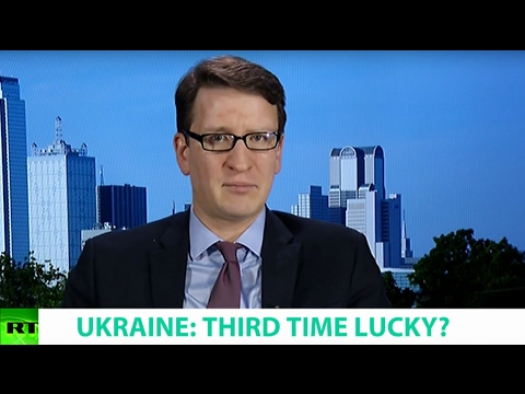 UKRAINE: THIRD TIME LUCKY? Ft. Serhiy Kudelia, Assistant Professor of Political Science