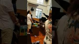 Publication Date: 2017-07-06 | Video Title: 20170706全完第一小學畢業典禮,表演part1鋼琴彈奏